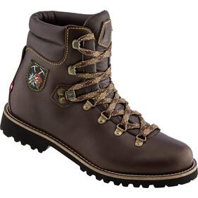 Dachstein Alma Shoes Women, dark brown